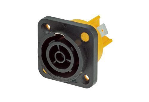 Neutrik powerCON TRUE1 Ch Outlet 1/4