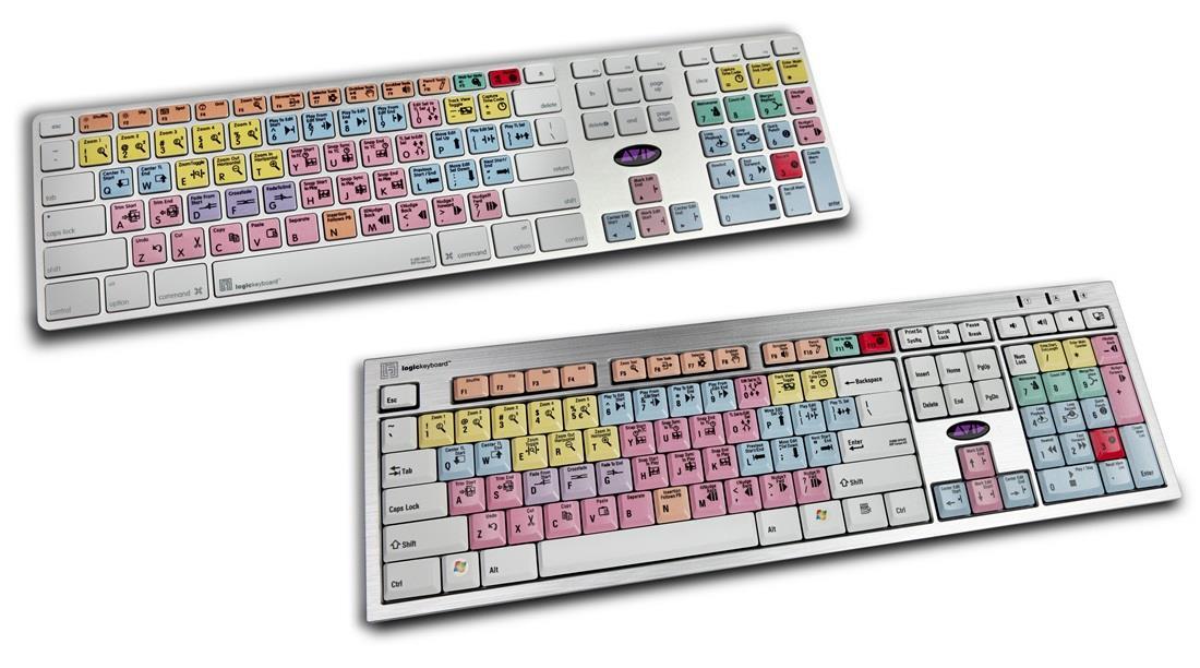 Avid Pro Tools Custom Keyboard Mac