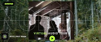Shure Nordic Audio Tour 2020