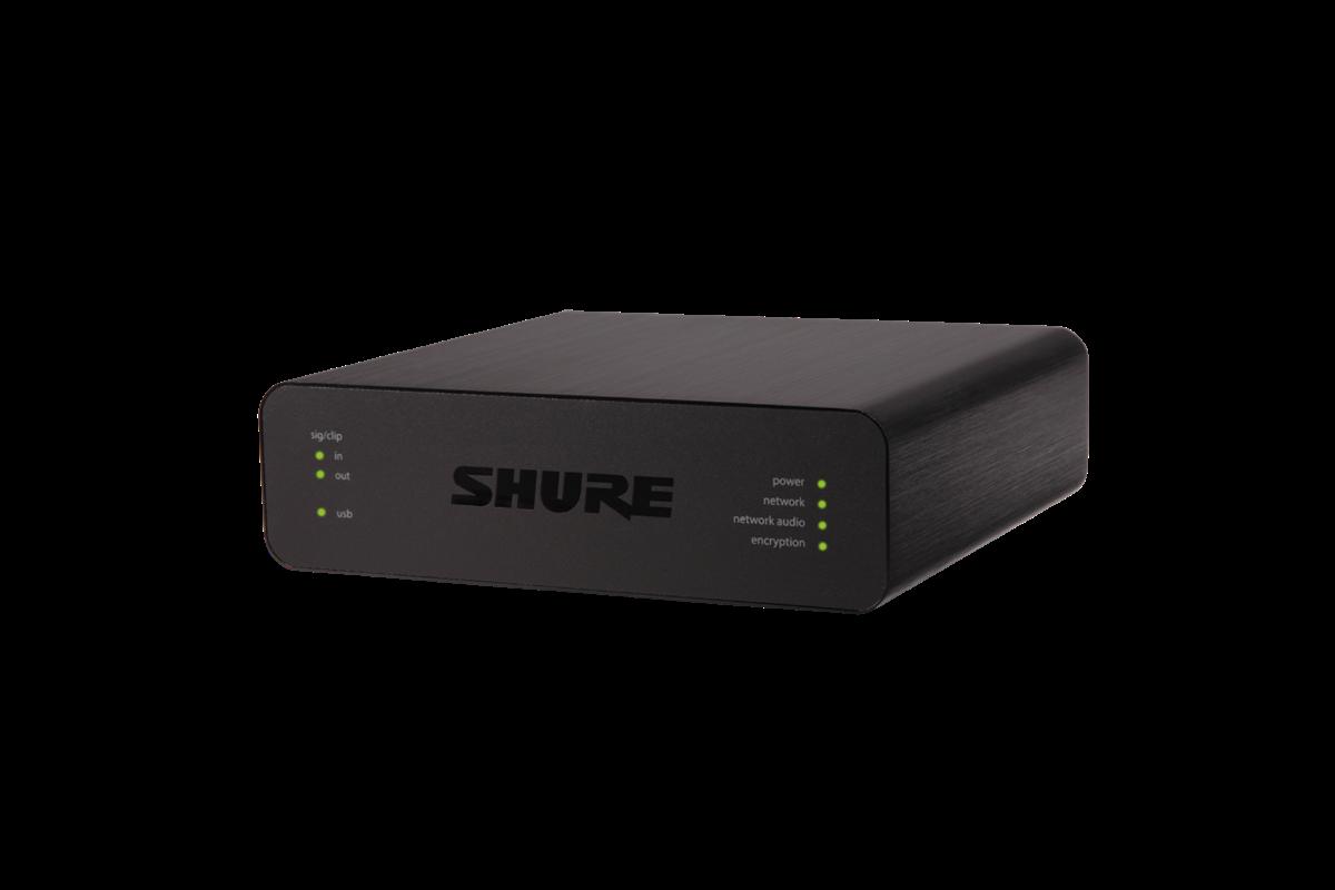 Shure ANIUSB USB Matrix Mix,Dante,Block