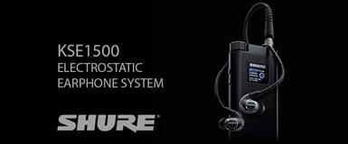 Shure - KSE1500