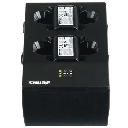 Shure SBC200 Dual Docking Charger (No PSU)