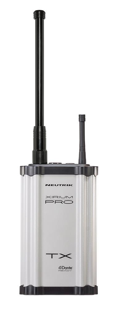 Neutrik Xirium Pro Transmitter TX Base Station