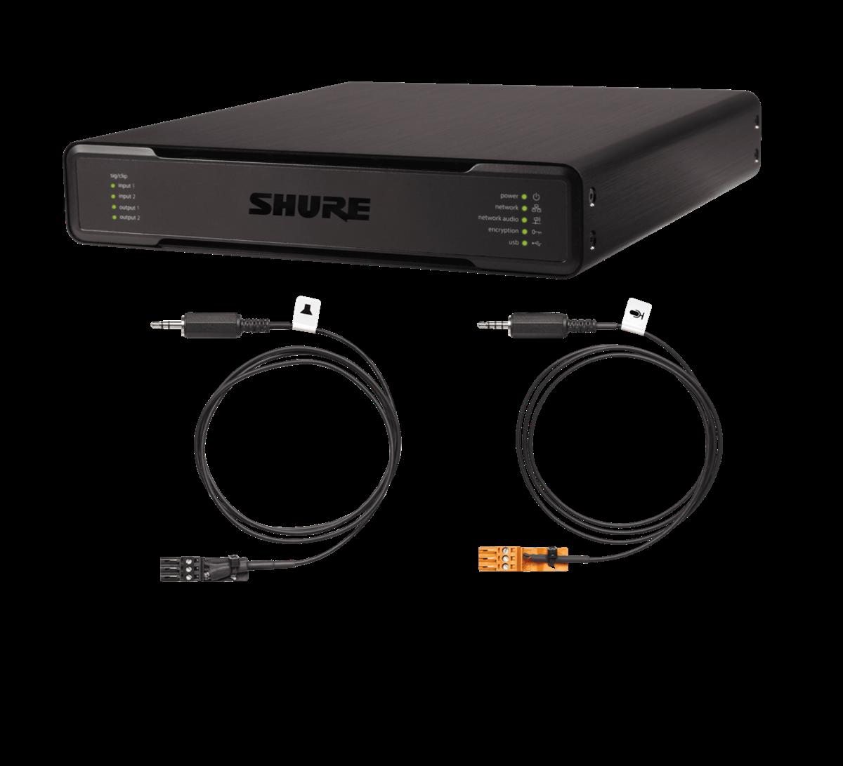 Shure P300 Audio Conferencing Processor incl VCC3