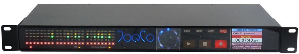 JoeCo BBP1A Blackbox 24-Tr Player Lightpipe