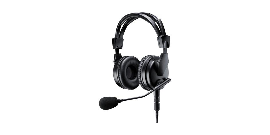 Shure BRH50M-LC Dual-Sided Broadcast Headset