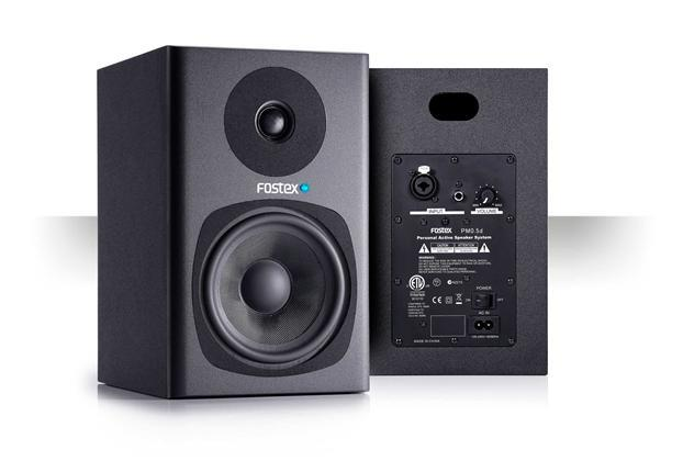 Fostex PM0.5d Active Studio Monitor Black
