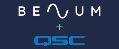 Benum stolt leverandør av QSC