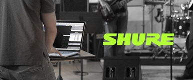 Shure Wireless Workbench-kurs