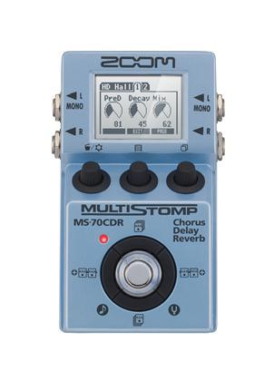 Zoom MS-70CDR multistomp for gitar