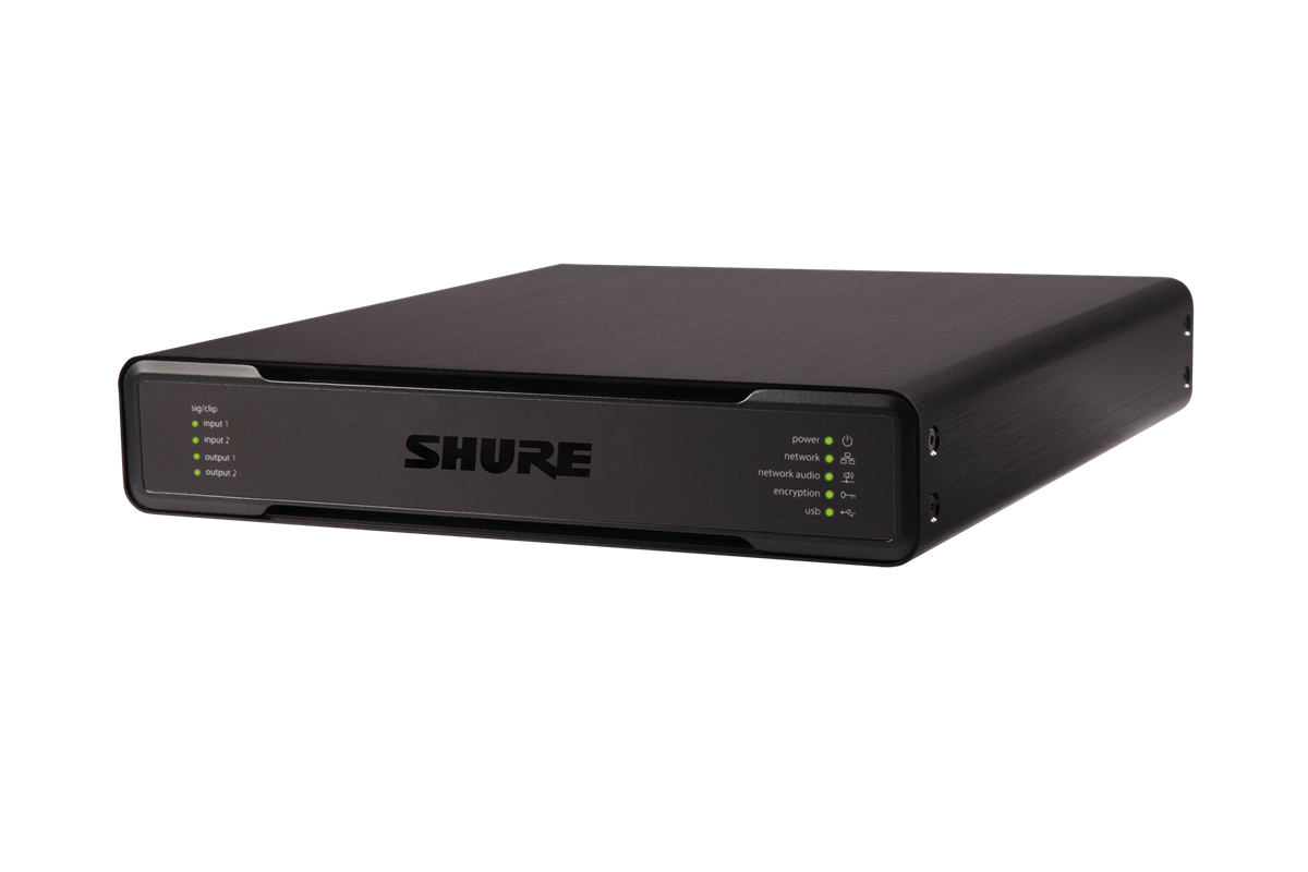 Shure P300 Audio Conferencing Processor