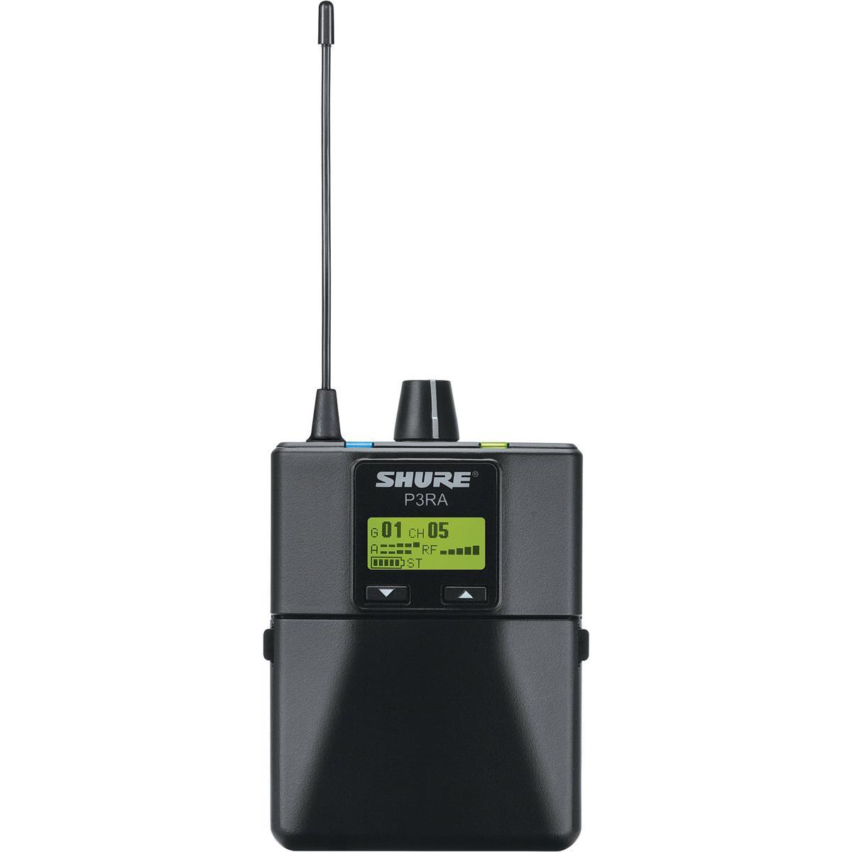 Shure PSM300 Premium Bodypack Receiver H20 (518-542MHz)