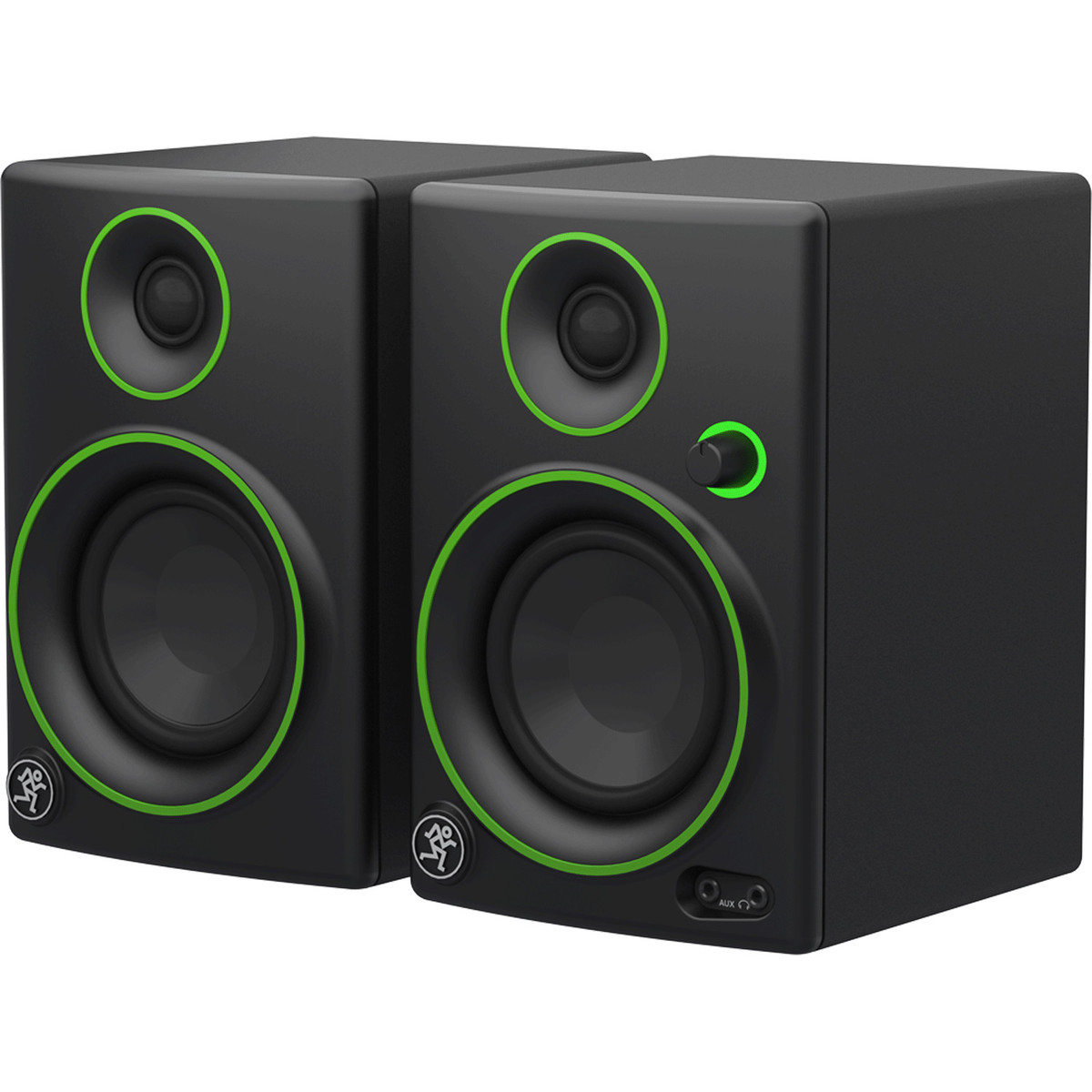 Mackie 3 in Creative Reference Multimedia Monitors (Pair)