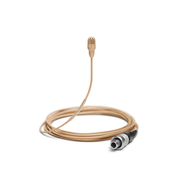 Shure TL45 Lav Omni Natural Low-sen 1.1mm Cab LEMO Tan
