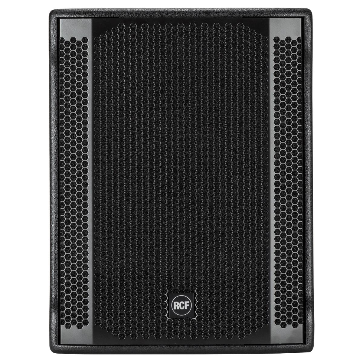 RCF 15in Bass Reflex Active Subwoofer, 700Wrms, 1400Wpeak