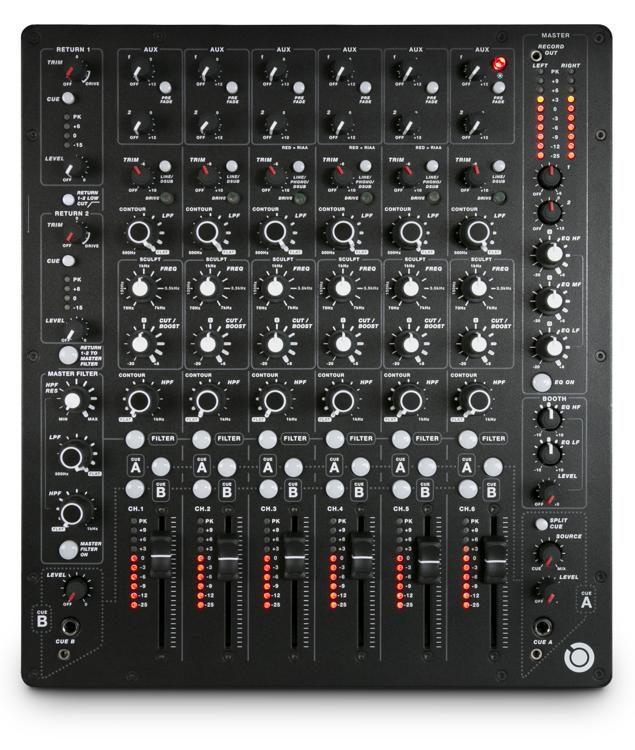 A&H Model1 DJ Mixer