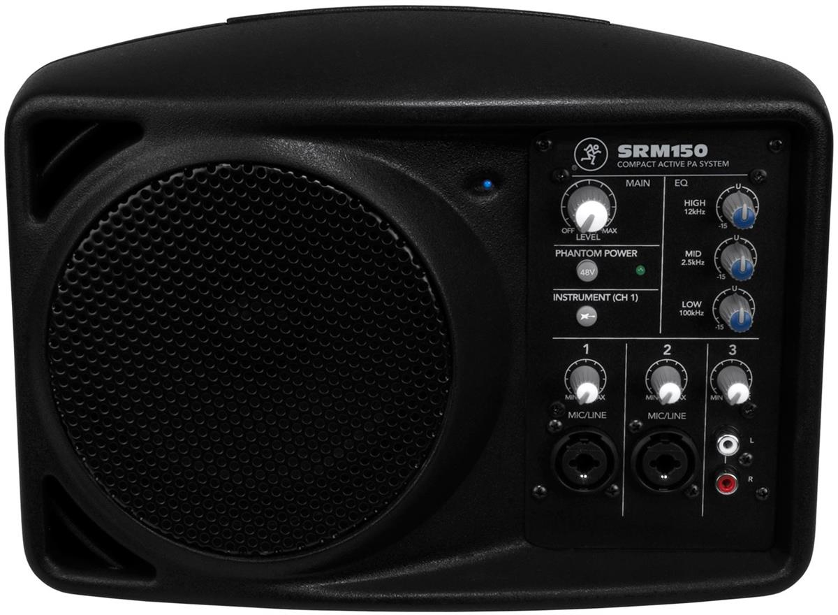 Mackie SRM150 5,25 in compact active PA system