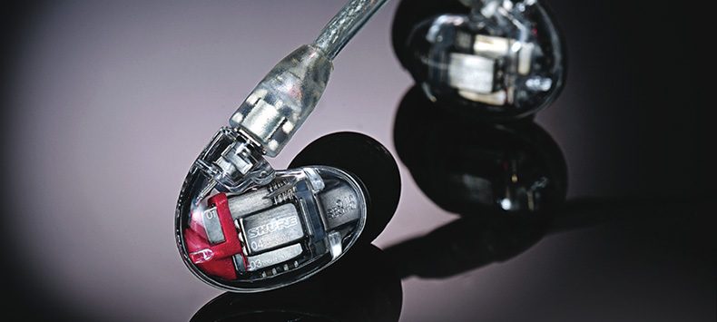 Shure IN-EAR LURAR