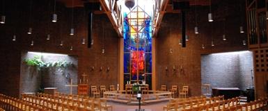 Nytt lydanlegg Sofiemyr kirke