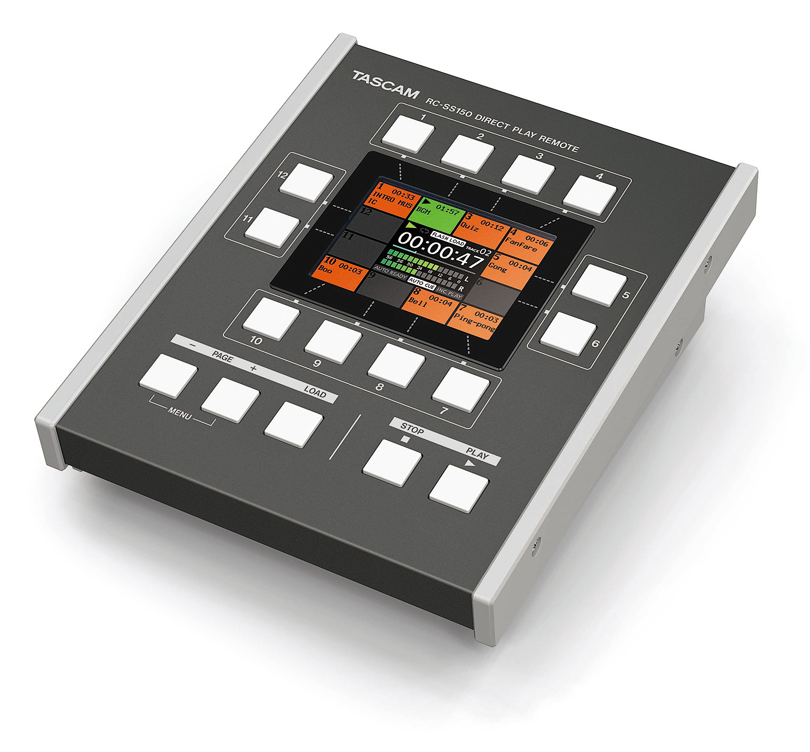 Tascam Direct Play Controller for SS-R250N - SS-CDR250N