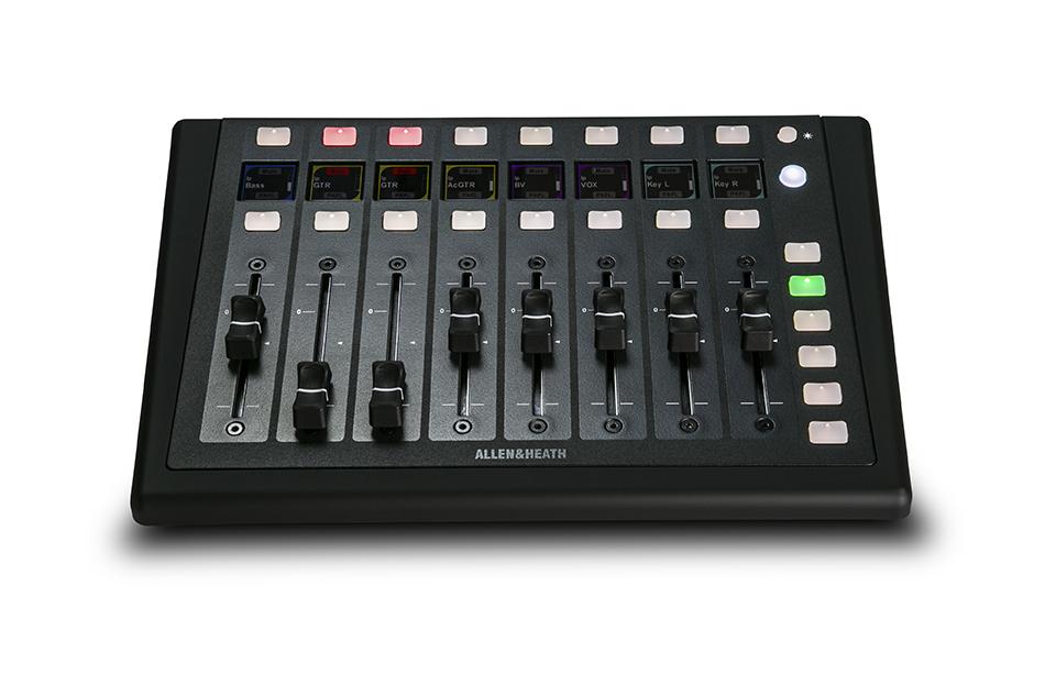 A&H IP8 Remote control