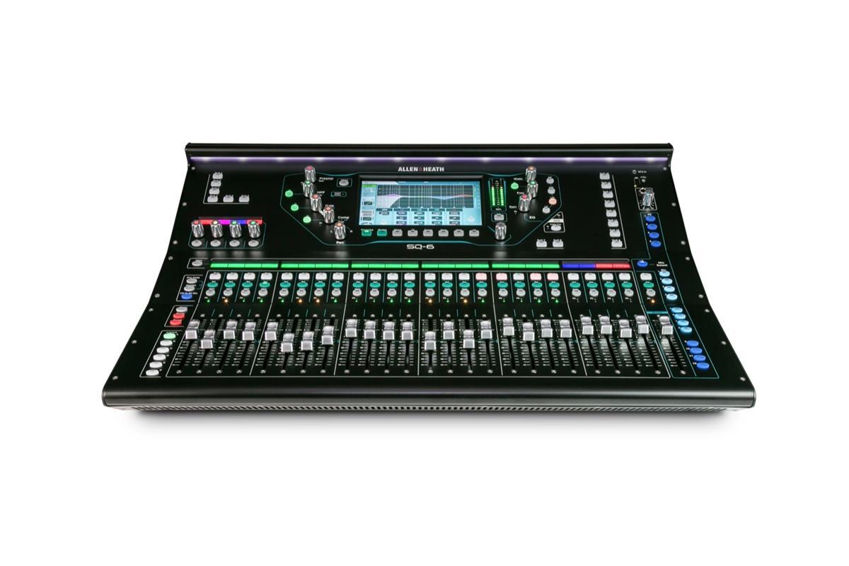 A&H SQ-6X Digital Mixer