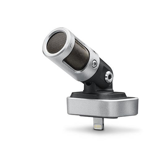 IOS Digital Stereo Condenser Microphone