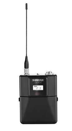 Shure QLXD1 Bodypack transmitter K51(606-670 MHz)