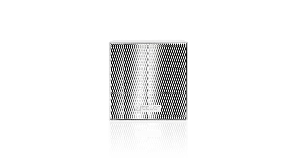 Ecler CEAMB103WH White 25W 8oh 15W 100V Loudspeak cabinet