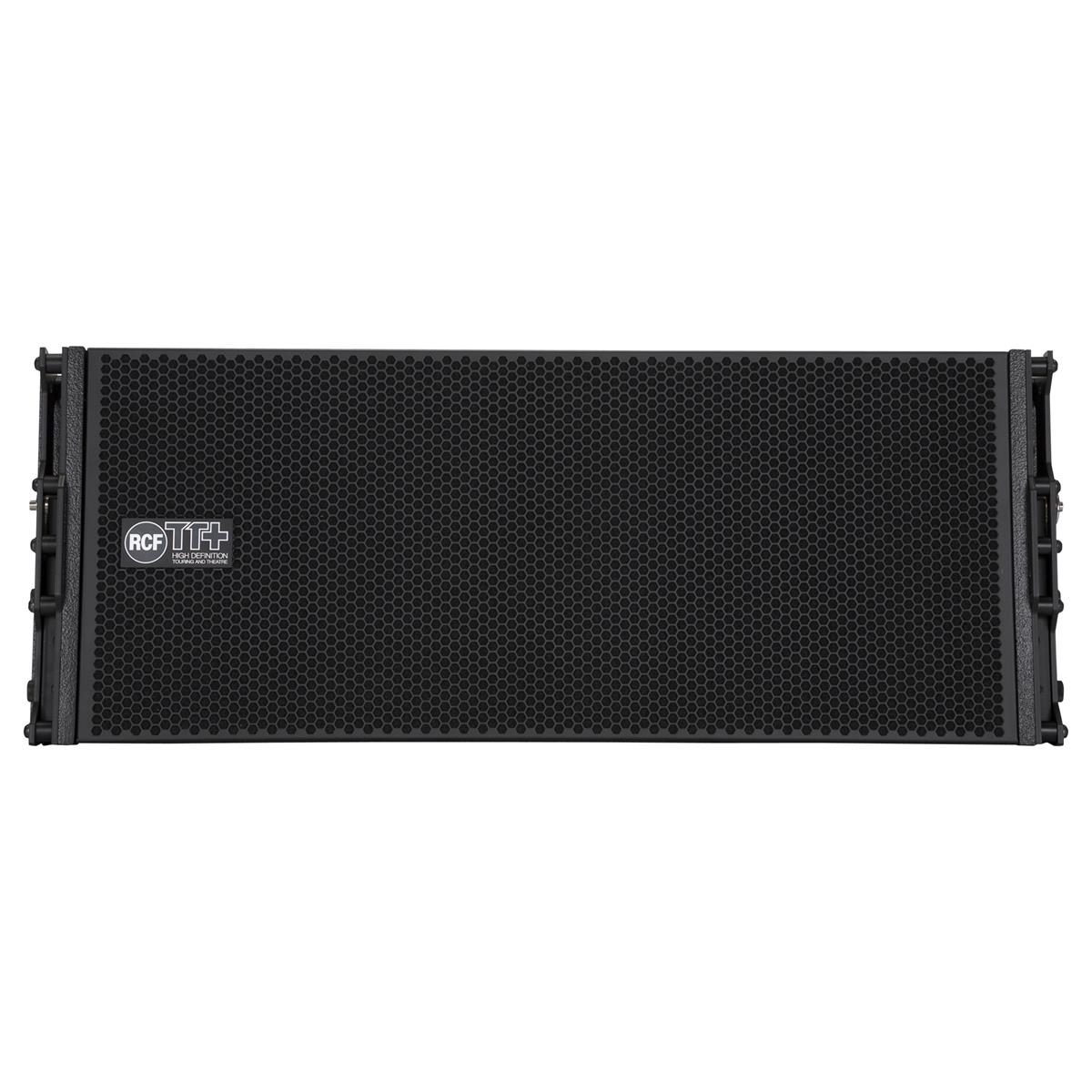 RCF Active 3-way line array module 2x8in + 8in + 3x1in, 750W