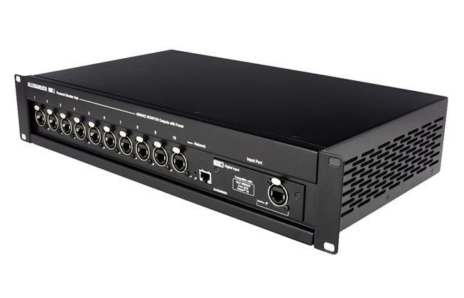 A&H ME-U 10 port PoE Hub for ME-1 Mixer