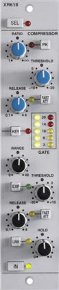 Solid State Logic XRACK dynamikkmodul SuperAnalogue