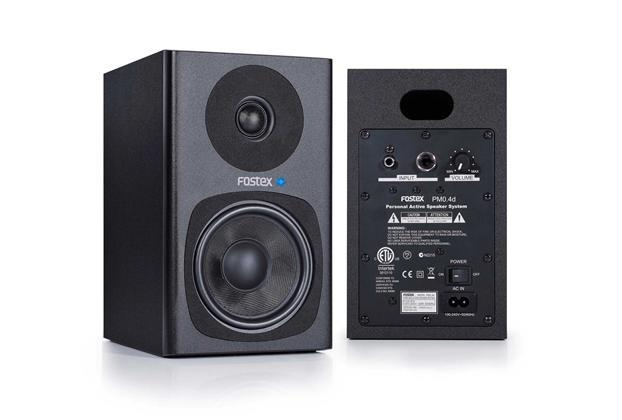 Fostex PM0.4d Active Studio Monitor Black