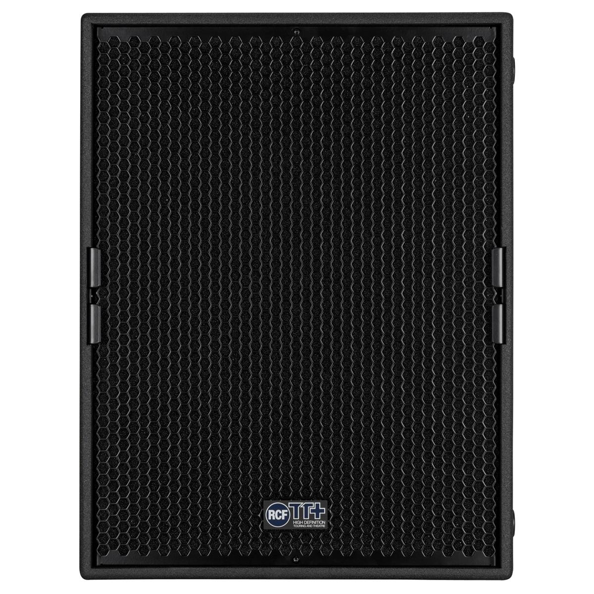 RCF 1400 W RMS, 18in active high power subwoofer