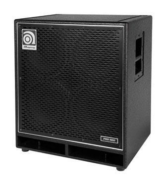 Ampeg ProNeo 410HLF 4x10 + horn