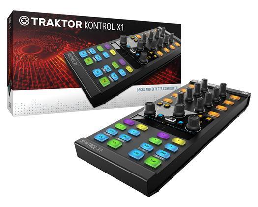 Native Instruments Traktor Kontrol  X1 MK2 (22494)