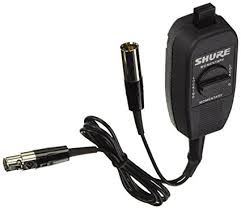 Shure A120S in line switch