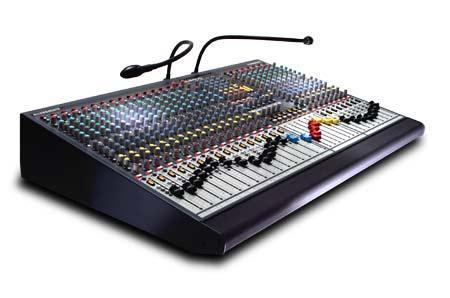A&H GL2400-24 4 Buss 22 Mono 2 Stereo Input Ch Live Console