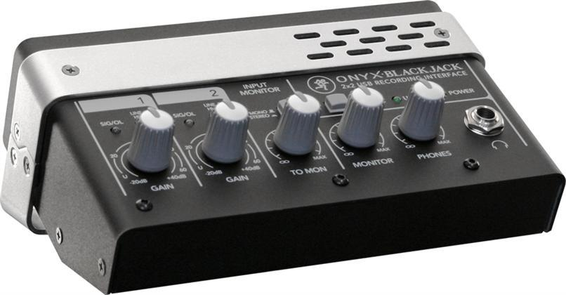 Mackie BlackJack 2x2 USB Recording Interface