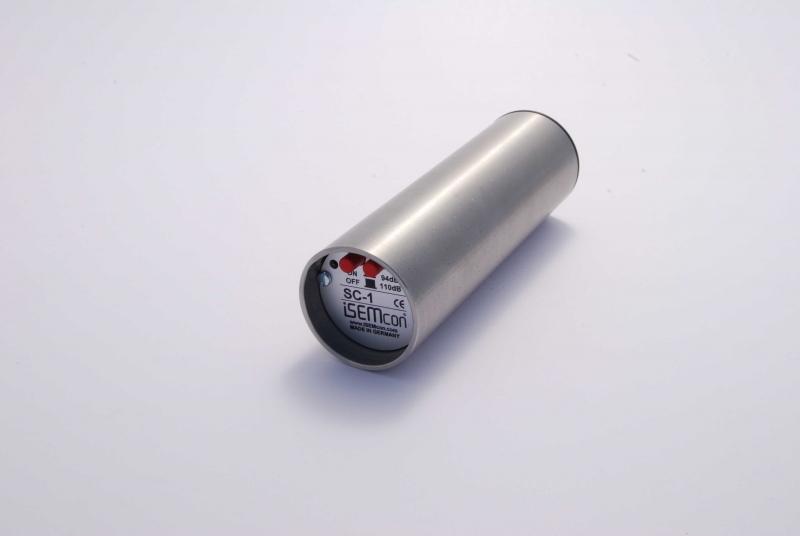 iSEMcon SC-1 Sound calibrator 94dBspl/110dBspl