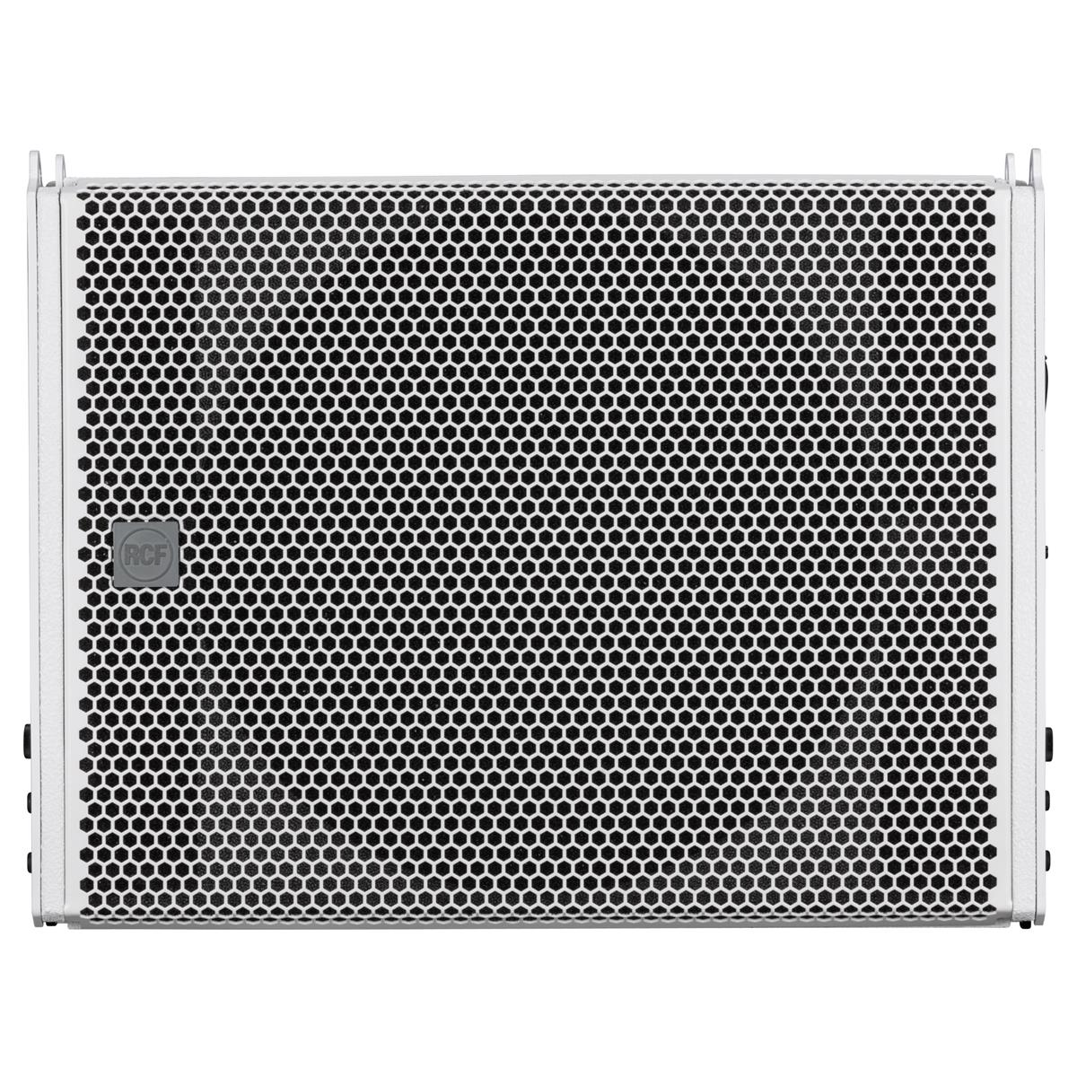 RCF HDL 12-AS Active line array sub for HDL6, 12in White
