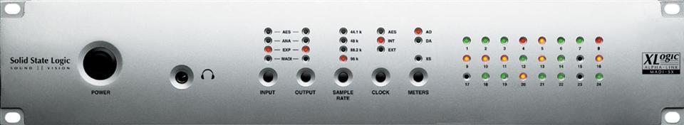 Solid State Logic Alpha Link MADI-SX AD/DA