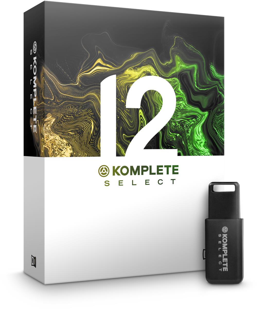 Native Instruments (25718) Komplete 12 Select
