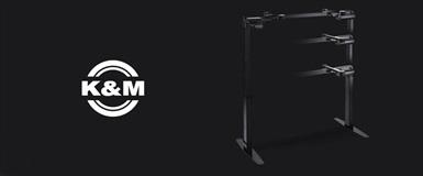 K&M, mye mer enn bare mikrofonstativer