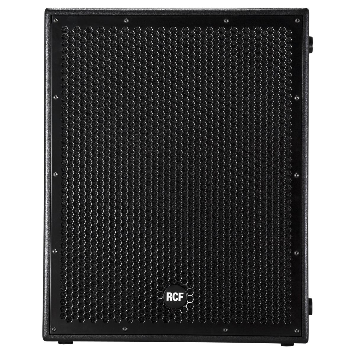 RCF SUB 8004-AS Bass Reflex 18in Active Subwoofer, 1250Wrms,