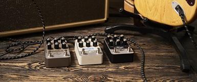 Nye pedaler fra Universal Audio