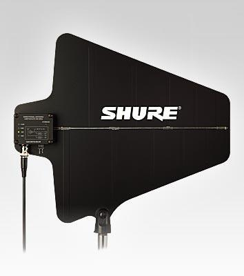 Shure UA874WB active directional antenna (470-900 MHz)