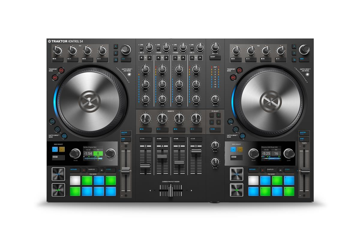 Native Instruments Traktor Kontrol S4 MK3 (25221)