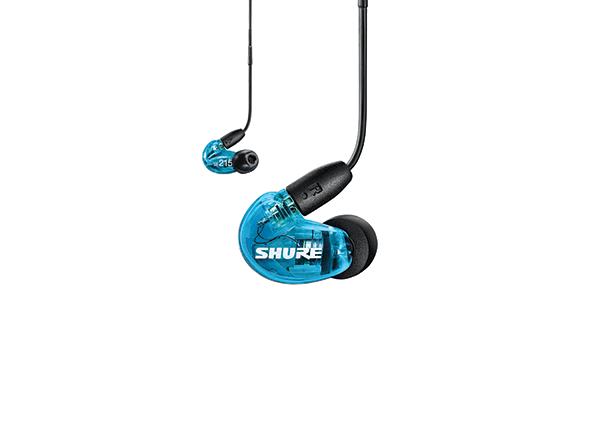 Shure SE215 Earphones RMCE-UNI - BLUE