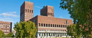 Oslo Rådhus med nytt lydanlegg
